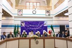 تقدیر از شهردار شیراز در آیین تجلیل از دست اندرکاران بزرگداشت سالگرد پیروزی انقلاب