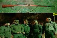 دستگیری شکارچیان غیرمجاز درسه شهرمازندران