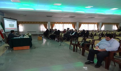 با همکاری معاونت حفاظت و بهره برداری و روابط عمومی کارگاه آموزشی طرح داناب برگزار شد