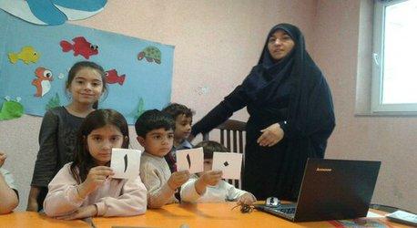 کارگاه آموزش نکات ایمنی برای کودکان خانه فرهنگ مادر و کودک فرهنگسرای الغدیر برگزار شد