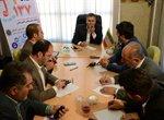 شهردار منطقه ۲ ارومیه پاسخگوی مشکلات شهروندان شد