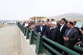 قطعه یک طرح آبهای گرمسیری استان کرمانشاه بهبهرهبرداری رسید
