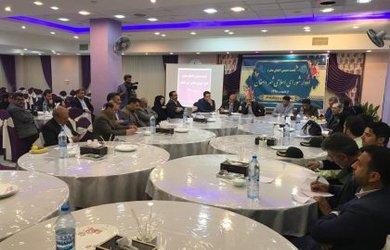 گزارش تصویری نشست صمیمی اعضای ادوار شورای اسلامی شهر دامغان
