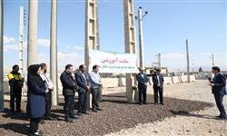 سایت آموزشی شرکت توزیع نیروی برق استان سمنان افتتاح شد