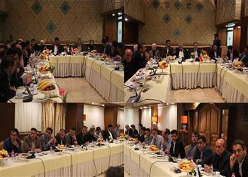 نشست کمیسیون روسای سازمان های نظام مهندسی ساختمان استان ها و مسائل پیش رو