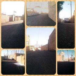 پایان عملیات آسفالت فرعی های  ۵, ۷  و ۱۲  خیابان اسد آبادی