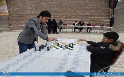 جشنواره سراسری شطرنج ساری