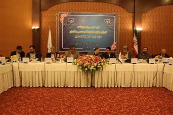 تشکیل جلسه شورای مرکزی سازمان نظام مهندسی ساختمان در شیراز