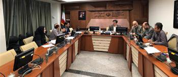 برگزاری نشست مشترک کمیسیون انرژی شورای مرکزی ، دفتر مقررات ملی ساختمان و مرکز تحقیقات راه و شهرسازی