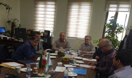 جلسه فوق العاده کمیته کار کمیسیون ماده ۵ تبریز برگزار شد