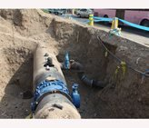 خط انتقال آب از تصفیهخانههای ششم و کن به منطقه ۲۲ تهران اجرا شد