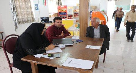 برگزاری انتخابات شورای کارگری شهرداری زرند