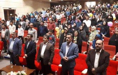 جشن گرامیداشت روز کارگر با حضور پرسنل زحمتکش و خدوم واحدهای مختلف شهرداری دامغان