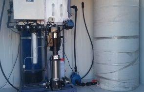 بهره برداری از دستگاه آب شیرین کن روستای بیدخان با اعتباری بالغ بر ۴۰۰۰ میلیون ریال