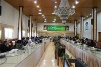 برگزاری اولین جلسه کارگروه مدیریت پسماند استان درسال ۹۸