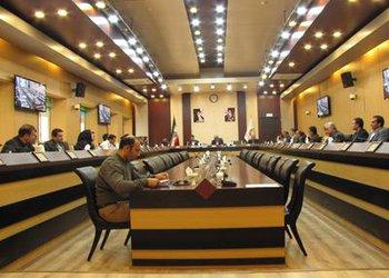 هماهنگی پروژه های شهری سال ۹۸ در اولین کمیسیون هماهنگی امور اجرایی شهر قزوین