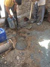 جلوگیری از برداشت غیرمجاز ۵۸۷ هزار متر مکعب از آبخوانهای ورامین/ فعالیت دستگاههای حفاری زیر ذرهبین گروههای گشت و بازرسی