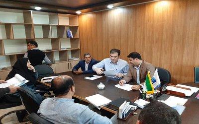 حضور مدیر عامل شرکت سهامی آب منطقه ای استان گیلان در رضوانشهر