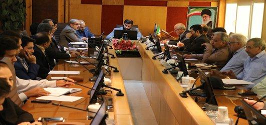 برگزاری اولین جلسه کارگروه طرح صیانت از منابع آب  در شرکت آب منطقه ای هرمزگان