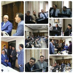 دیدار نماینده مردم رشت در مجلس شورای اسلامی با هیات مدیره سازمان نظام مهندسی ساختمان گیلان