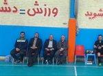 مسابقات فوتسال جام رمضان کارکنان شهرداری ارومیه آغاز شد