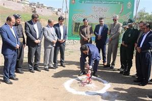 عملیات احداث پارک معلم در سنندج به متراژ ۳۱ هزار متر مربع آغاز شد