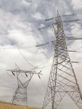 اتمام عملیات اجرایی خط ۴۰۰ کیلوولت ارتباطی پست ایوانکی در سمنان