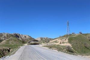 ۷ کیلومتر دیگر از مسیر روستایی تجریان- بان خشک بخش چوار شهرستان ایلام احداث می گردد.