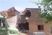 خلع ید و قلع و قمع ۲۸ هکتار از اراضی ملی تصرف شده در شهرستان فسا