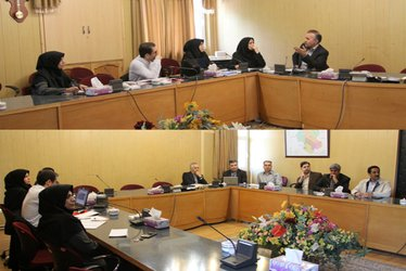 اولین جلسه کارگروه گردشگری سال ۹۸ در شرکت آب منطقه ای زنجان برگزار شد.