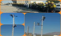 بهسازی ۳۰ هزار متر شبکه ۲۰ کیلوولت در شهرستان شاهرود