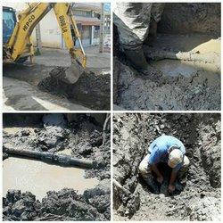 بهره مندی بیش از ۵۰۰۰ نفر از آب شرب پایدار با رفع شکستگی خط انتقال و شبکه توزیع ۳ روستای آق قلا