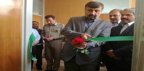 اولین ایستگاه سنجش آلودگی هوا در ایذه  با حضور مدیر کل مدیریت بحران استان راه اندازی شد