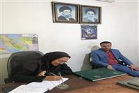 بازدید مهندس شاکری مدیرکل حفاظت محیط زیست استان از سر محیط بانی دهج شهربابک کرمان