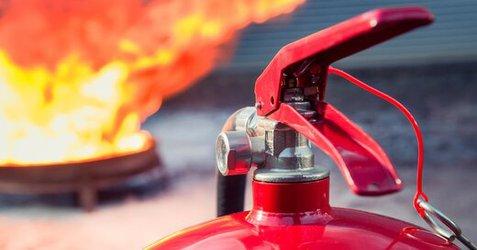 کپسول آتش نشانی را به افراد سودجو  تحویل ندهید