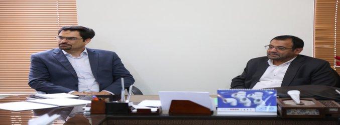 نخستین نشست شهردار جدید یزد...