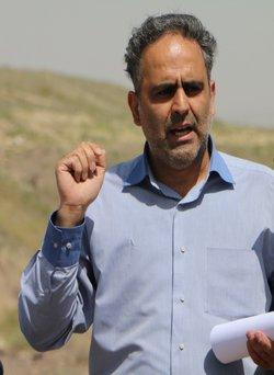 سد کبار قدیمیترین سد قوسی جهان و ایران در استا ن قم