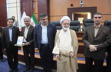 شرکت آب و فاضلاب استان مرکزی دستگاه برتر در حوزه حمایت از حقوق مصرف کنندگان