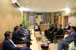 تاکید رئیس کل دادگستری استان فارس بر تقویت ادارات حقوقی در دیدار با شهردار شیراز