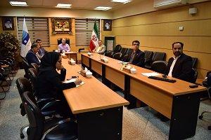 برگزاری جلسه کمیسیون توسعه مدیریت شرکت آب منطقه ای یزد