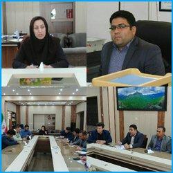 جلسه شورای حفاظت از منابع آب شهرستان دورود برگزار شد