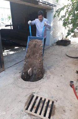 از برداشت بیش از ۱۵۰ هزار متر مکعب آب در شهرری جلوگیری شد