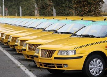 مرحله اول اجرای طرح ملی نوسازی ۱۰ هزار تاکسی فرسوده در کشور آغاز شد