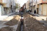 نصب بیش از ۲۲ هزار انشعاب فاضلاب خانگی در ساری