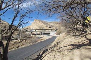 ایمن سازی ورودی شهر ایلام از سمت حمیل- سرابله با ساماندهی و تکمیل تقاطع غیر همسطح ارغوان