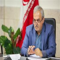 آغاز مرحله بتنریزی پل تقاطع غیرهمسطح در بزرگراه شهید اردستان