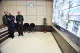 مرکز مانیتورینگ و کنترل هوشمند حراست وزارت نیرو افتتاح شد