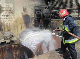 انجام ۱۱۰ عملیات اطفاء حریق و امداد و نجات توسط آتش نشانان سنندجی در دو ماهه نخست امسال