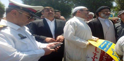 مدیر کل مدیریت بحران خوزستان؛رژیم جعلی صهیونیستی به دنبال یک پروژه ناکامی به نام معامله قرن هستند که بی شک با شکست مواجه خواهد شد