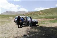 بازدید مدیر کل حفاظت محیط زیست استان کرمان از مناطق  مرغزار و پاسیب و گفتگو با جوامع محلی برای جلب مشارکت های مردمی